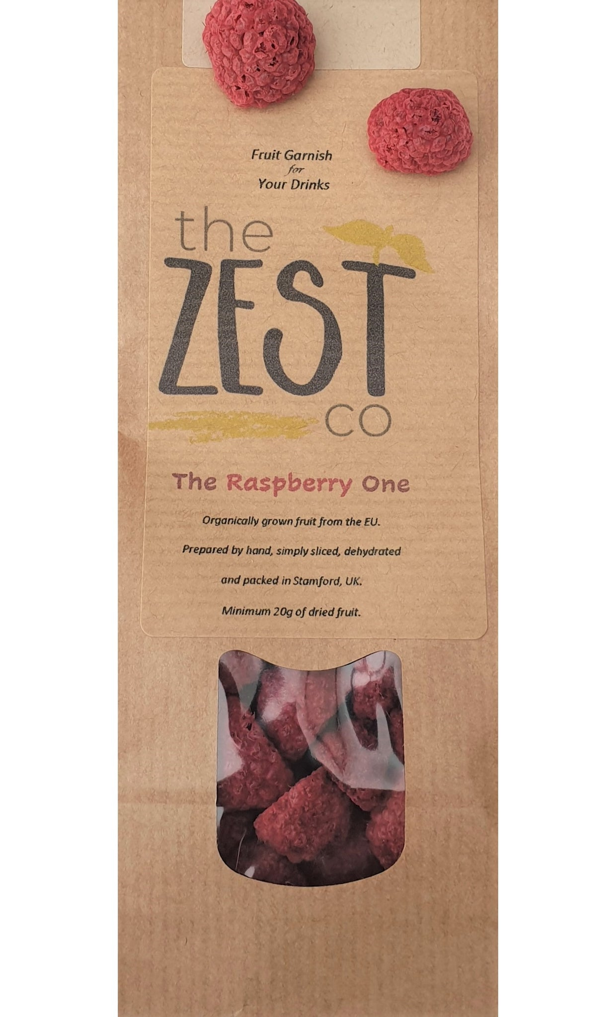 The Zest Co. The Raspberry One