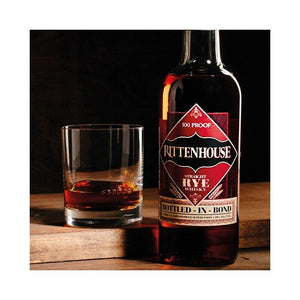 Rittenhouse Straight Rye 100 Proof - 70cl
