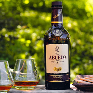 Ron Abuelo 7 Year Old - 70cl