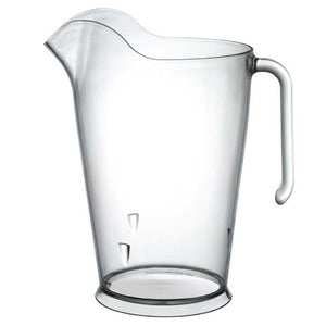 Fresco 4 Pint Pitcher Stacking Jug CE 2.28 Litre