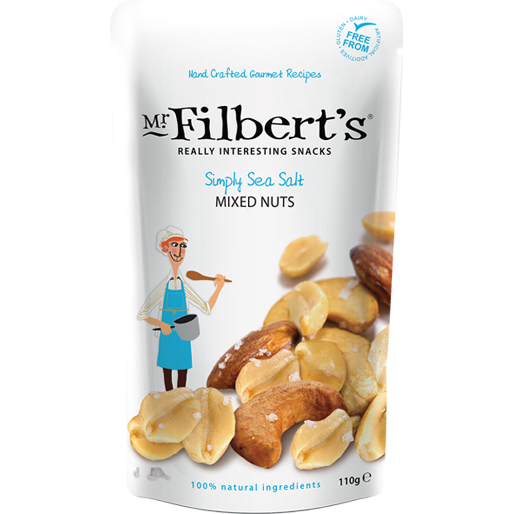Simply Sea Salt Mixed Nuts