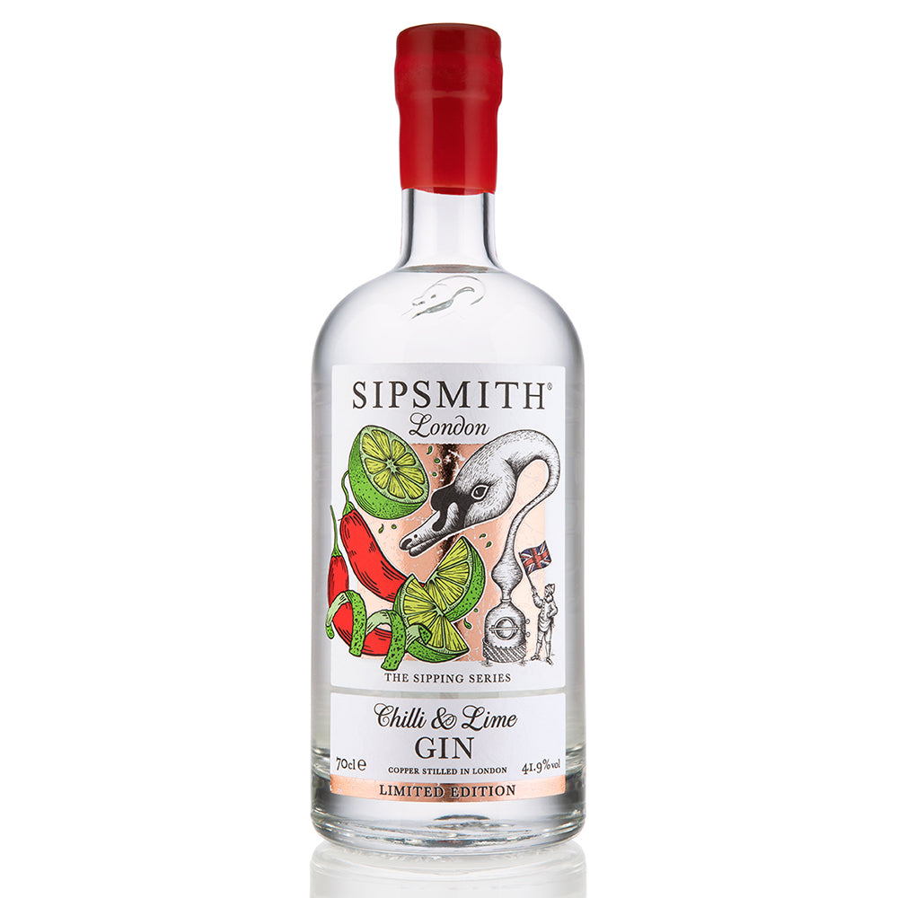 Sipsmith Chili  & Lime - 70cl