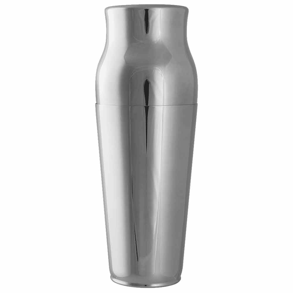 Calabrese Stainless Steel Cocktail Shaker 90cl