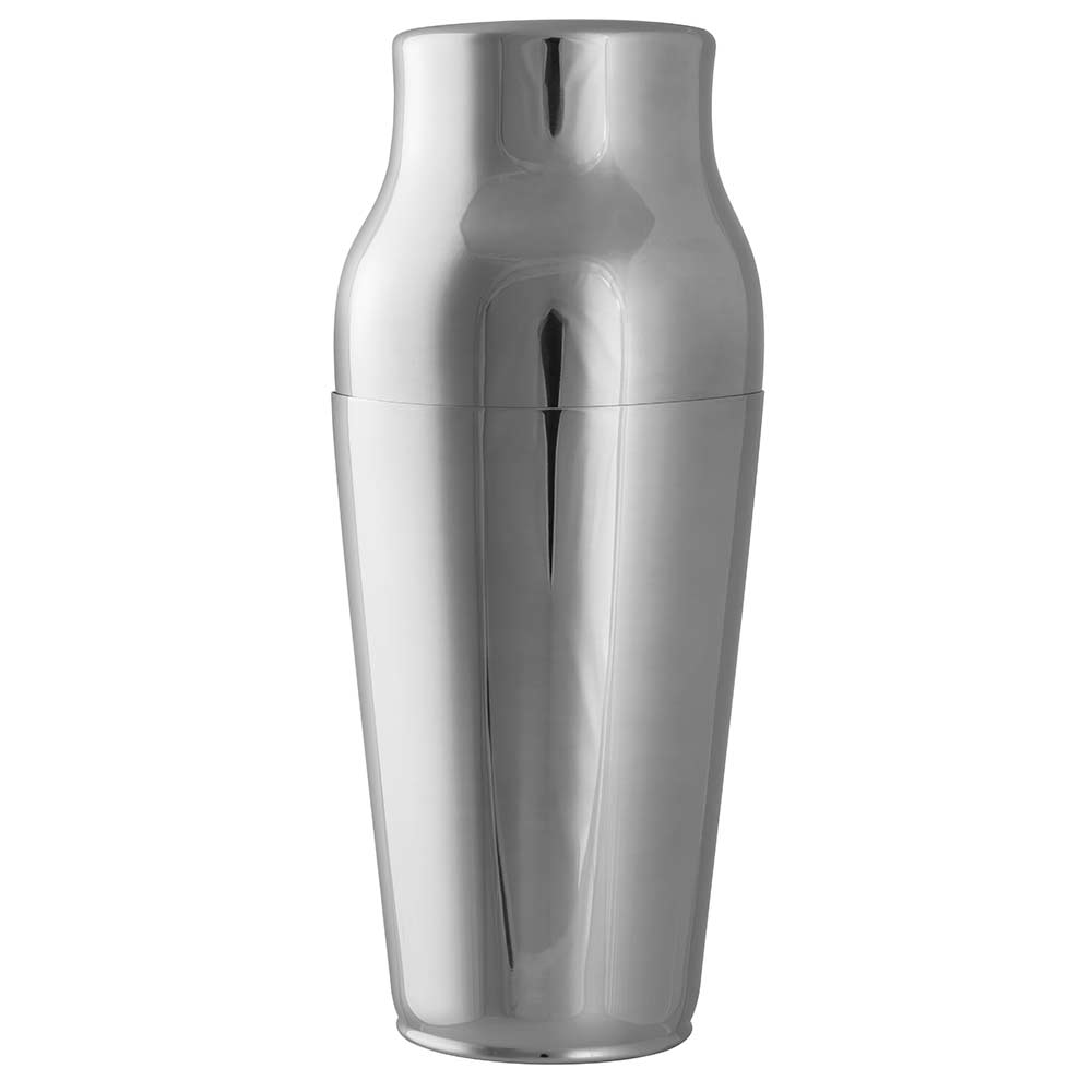Calabrese Stainless Steel Small Cocktail Shaker 60cl