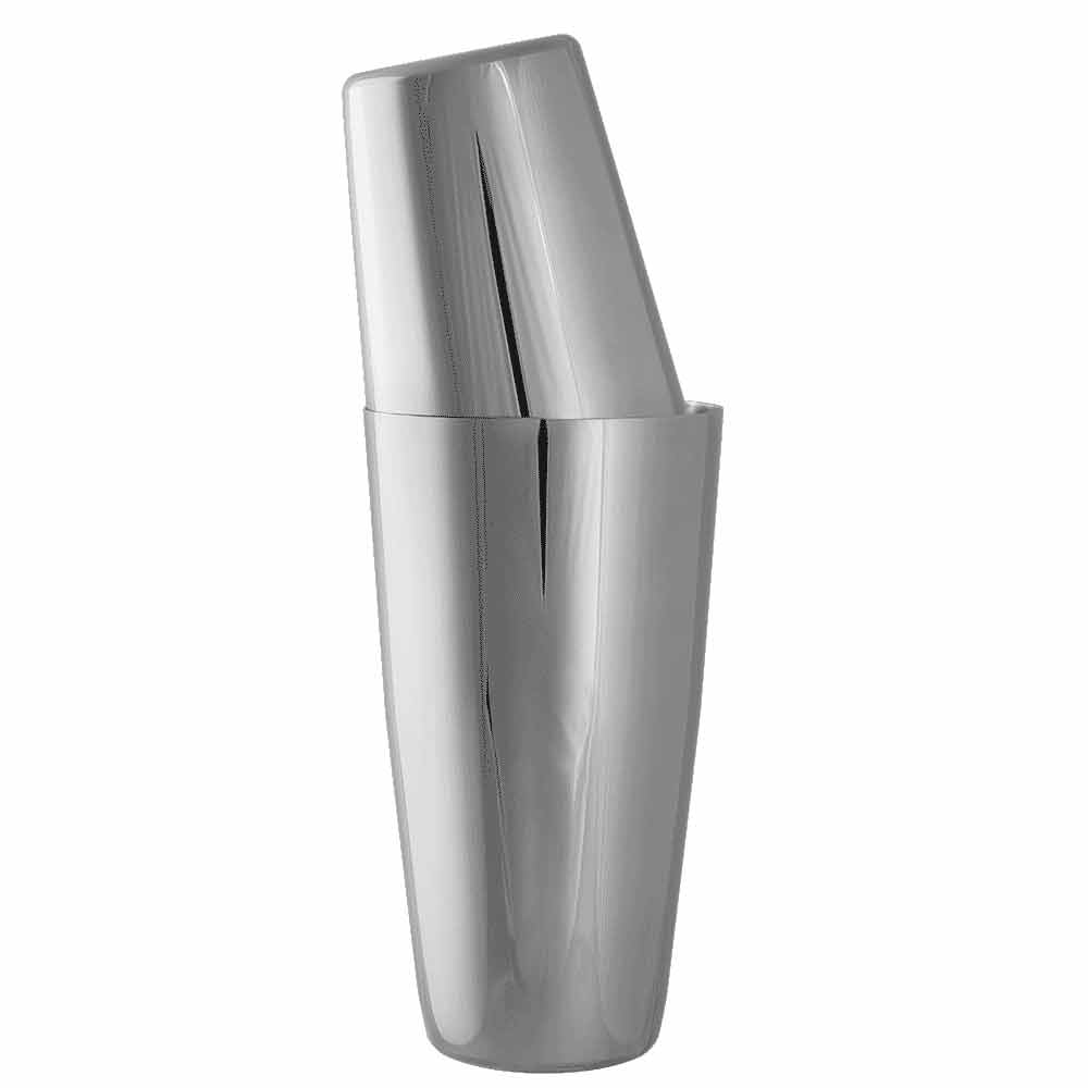 Boston Stainless Steel Tin-on-Tin Cocktail Shaker