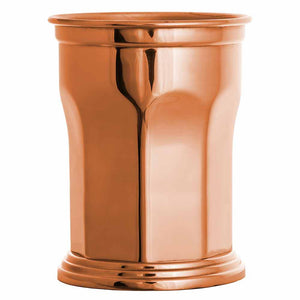 Octagonal Copper Julep Cup 39cl