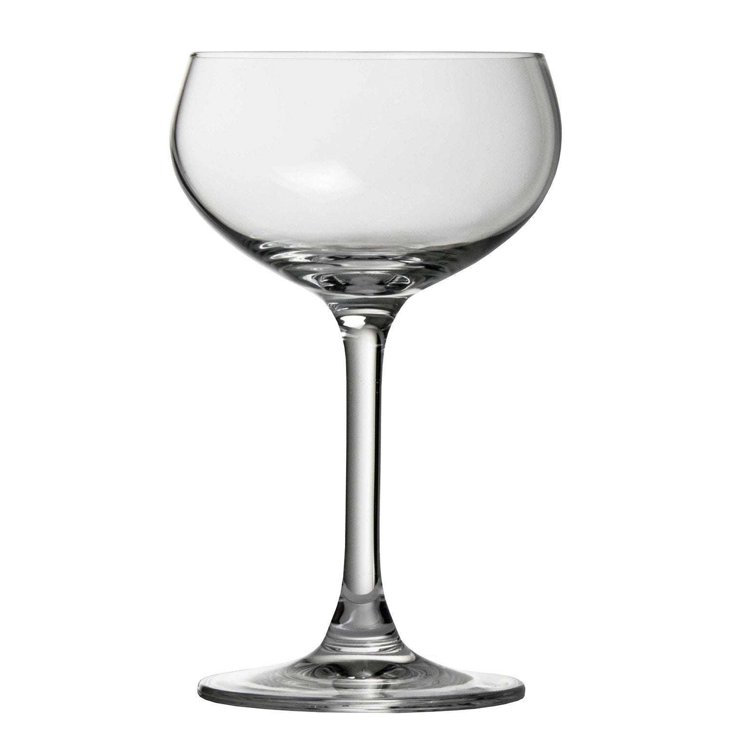 Retro Champagne Glass Coupe 21cl