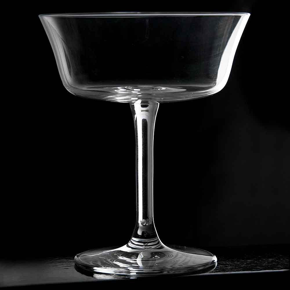 Retro Fizzio Champagne Glass Coupe 26cl