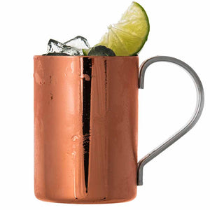 Copper Plated Mug 32.5cl