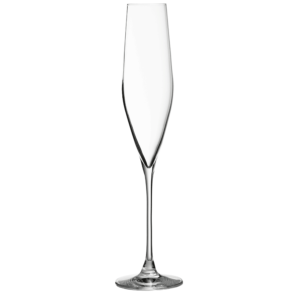 Bacci Crystal Champagne Flute 19cl