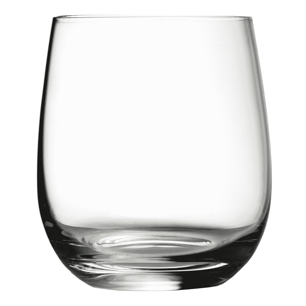 Verdot Crystal Old Fashioned Whisky Glass 36cl