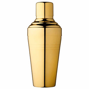 Yukiwa Baron Cocktail Shaker Gold 50cl