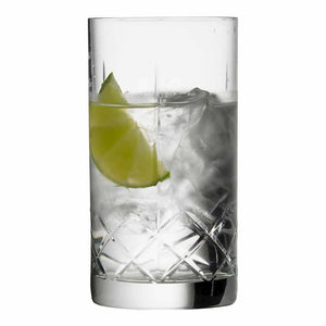 Ginza Tall Cuts Water Glass 24cl