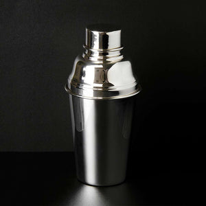 Classico Silver Plated Cocktail Shaker 1 Pint