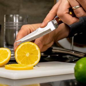 Coley® Premium Stainless Steel Cocktail Bar Knife 11.5cm Blade