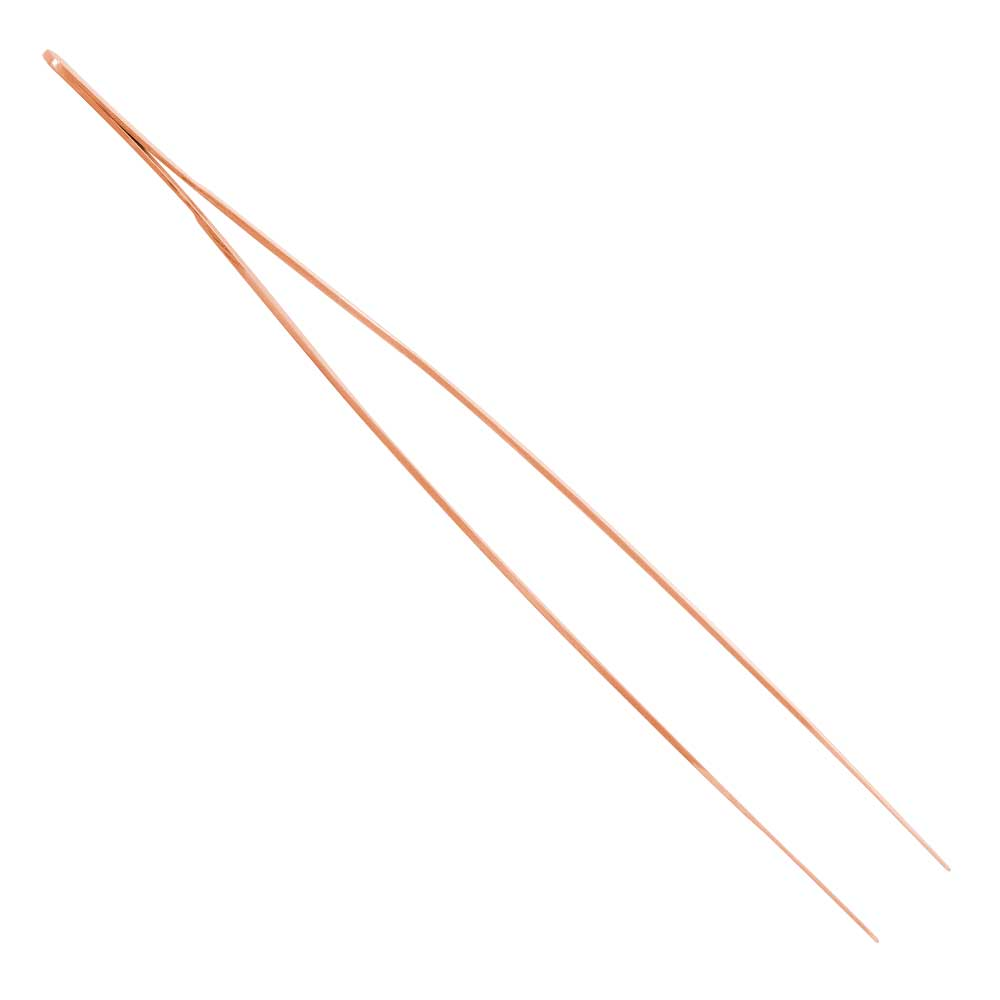 Garnish Copper Long Precision Tweezers 27cm