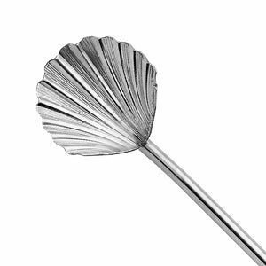 Scallop Straw Stirrer