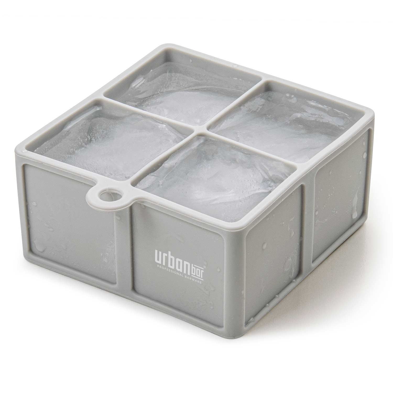 Silicone Ice Cube Tray - 4 Cube