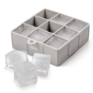 Silicone Ice Cube Tray - 9 Cube