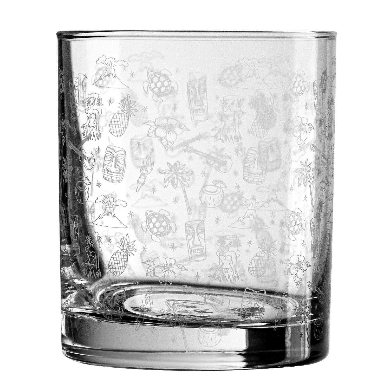 Tiki Old Fashioned Cocktail Glass 25cl