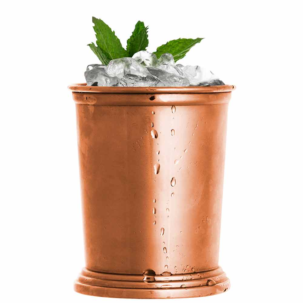 Copper Julep Cup 41cl