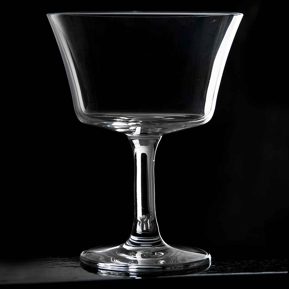 Retro Fizz Champagne Cocktail Glass 20cl