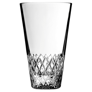 Soho Diamond Highball Glass 31cl