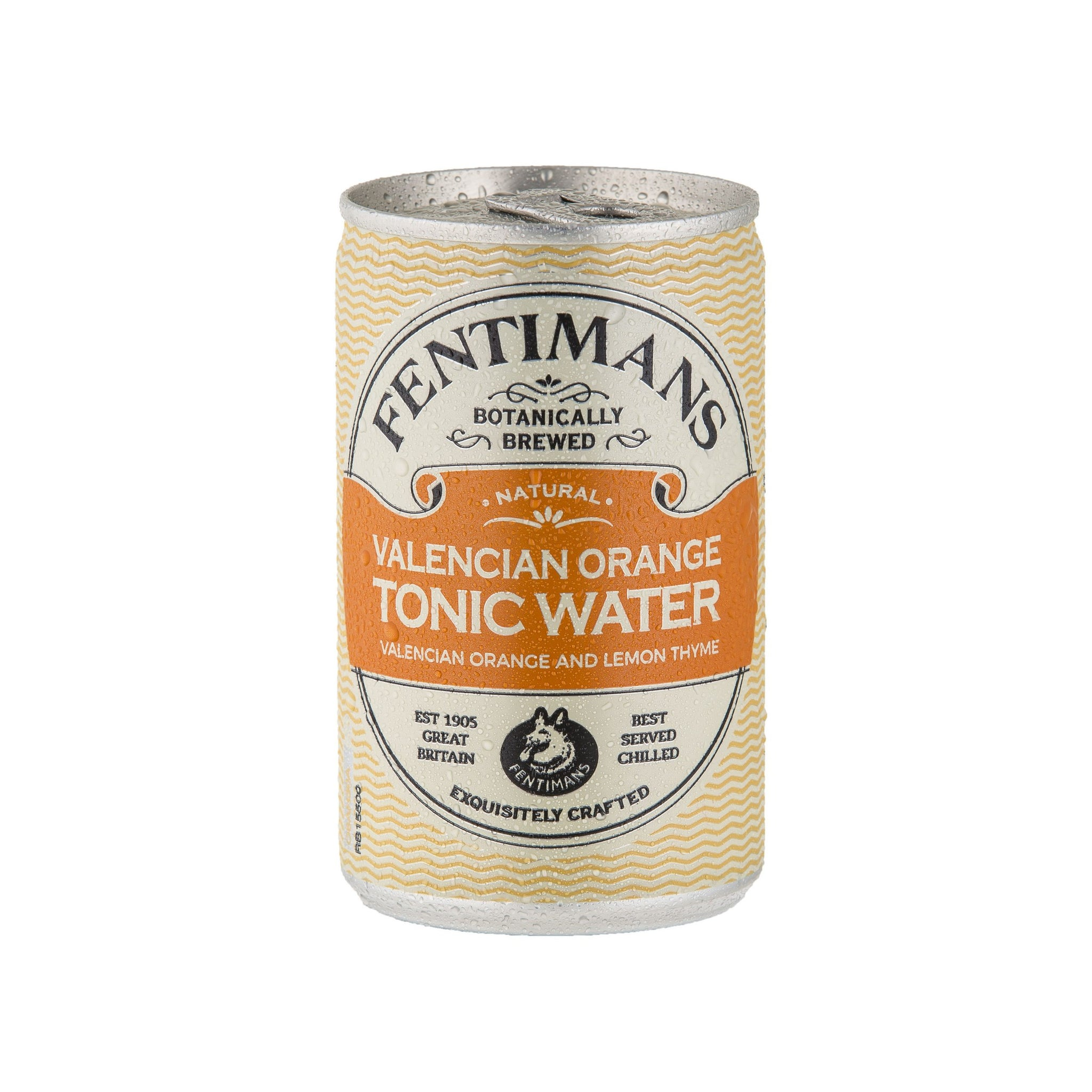 Fentimans Valencian Orange Tonic Water - 15cl