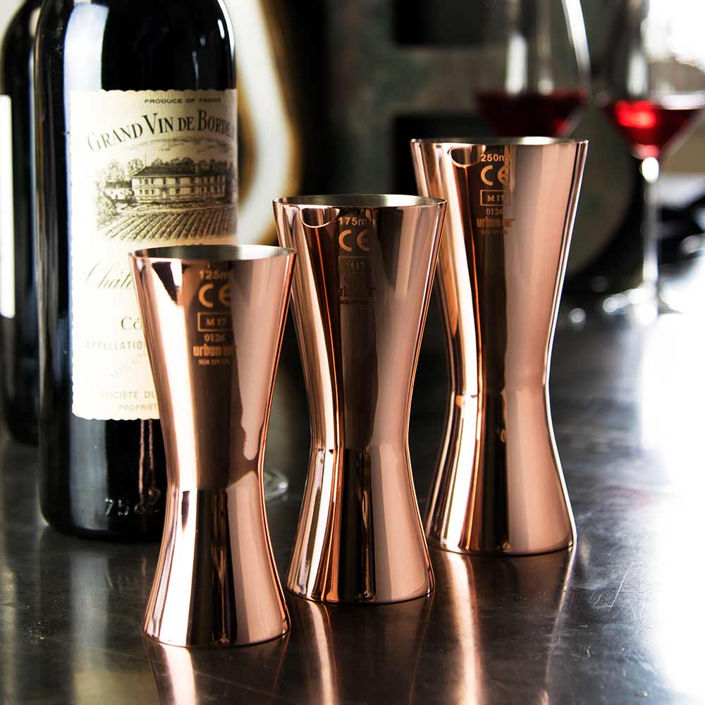 Aero® Copper Wine Measure 125ml