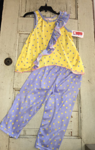 Laura dare buttercup pajama set