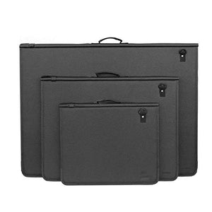 Artway Premium Presentation Portfolio with 10 Sleeves - Waterproof Padded Cover & Shoulder Strap - A3