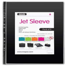 Load image into Gallery viewer, Artcare A3 Jet Sleeve (PK 5), Synthetic Material, 46x0.1x35.5 cm