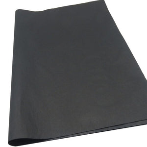Tissue paper -black or white, 500 sheets-