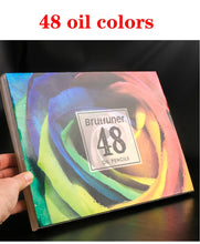 Load image into Gallery viewer, Brutfuner oil color pencil set -different sizes available-