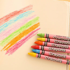 Crayons 8/12/24 piece set