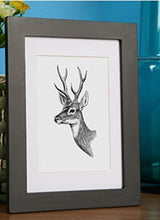 Load image into Gallery viewer, Wooden frame -multiple sizes/colors-
