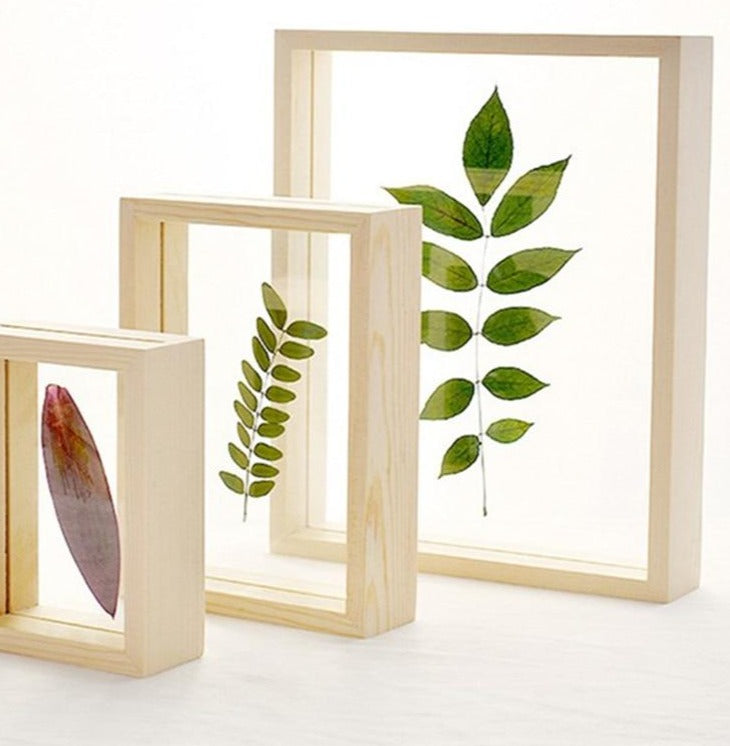 Double-sided picture frame -multiple sizes available-