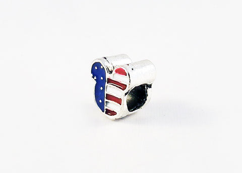 ALP6 - Perle Mickey USA Style Pandora Mouse Bead - No Mercy Making