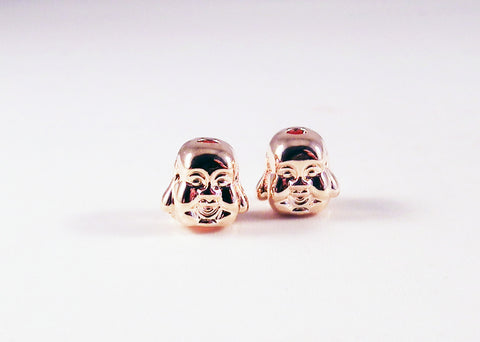 ALZ5H - Perles Intercalaires Buddha Spacer Beads - No Mercy Making