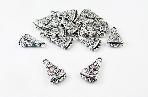 BCP44 - Breloques Buddha Yoga Charms - No Mercy Making