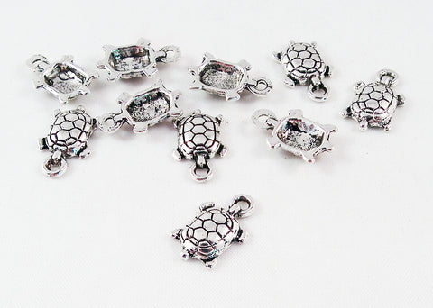 BCP73 - Breloques Tortue / Turtle Charms - No Mercy Making