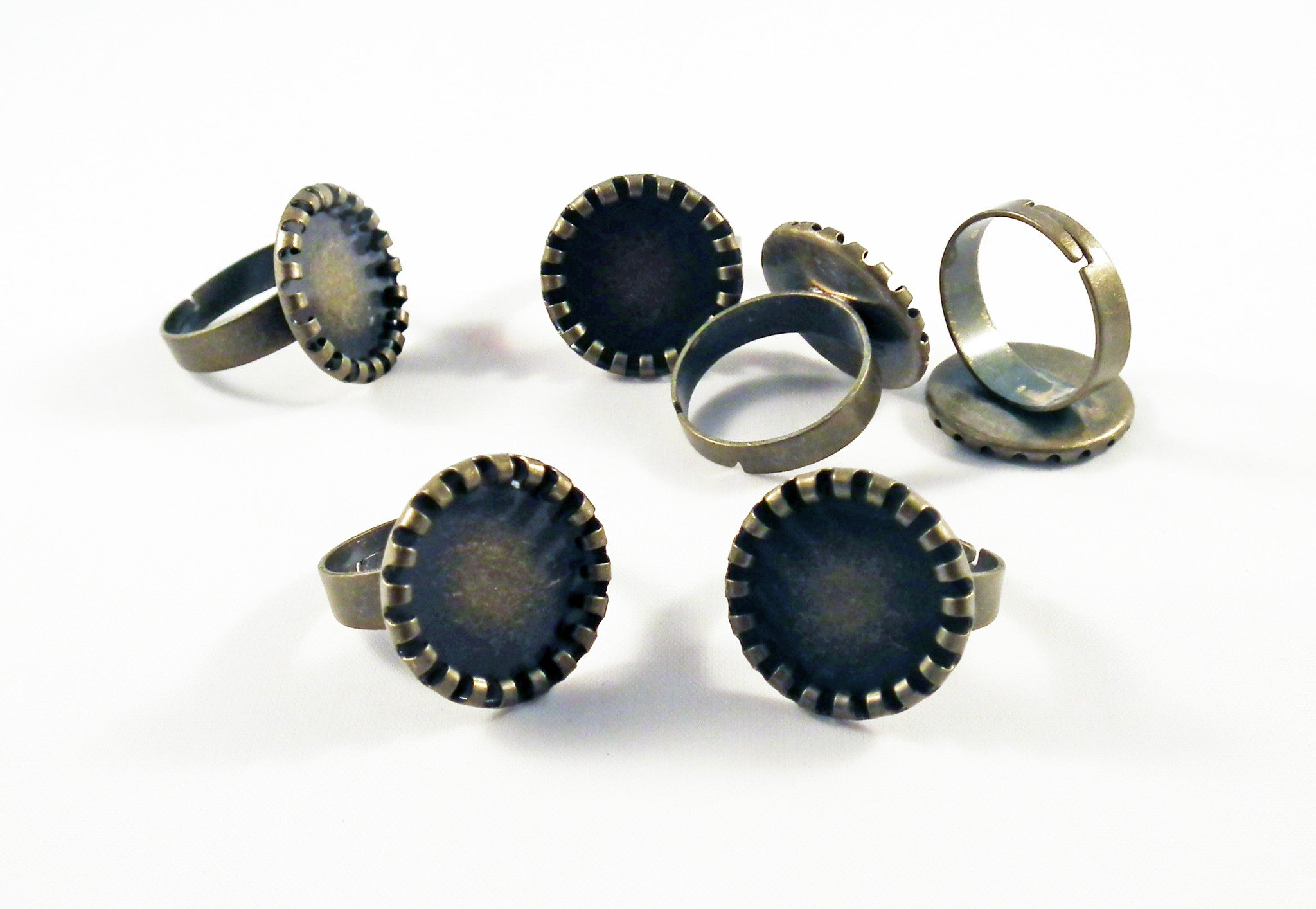 bronze indomito ring rings alacran product