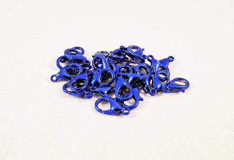 FC29P - Fermoirs Bleu 12mm Blue Clasp - No Mercy Making