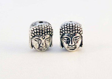 ISP05A - Perles Intercalaires Buddha Spacer Beads - No Mercy Making
