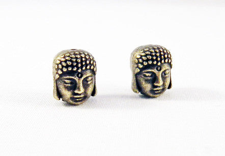 ISP05B - Perles Intercalaires Buddha Spacer Beads - No Mercy Making