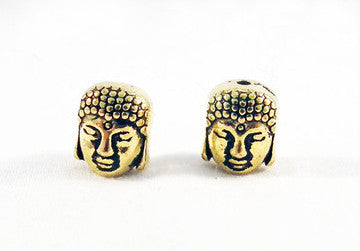 ISP05D - Perles Intercalaires Buddha Spacer Beads - No Mercy Making