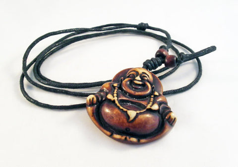 Buddha Adjustable Necklace