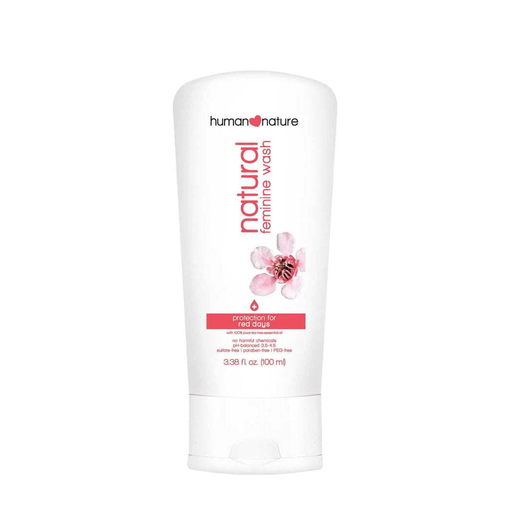 Protection for Red Days Feminine Wash - Top-Season Essentials