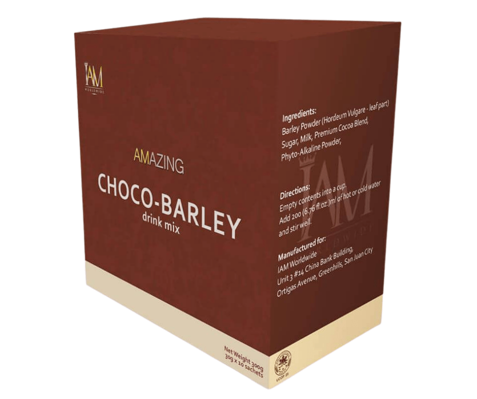 Amazing Choco Barley Powdered Drink (FREE DELIVERY) - Top-Season Essentials