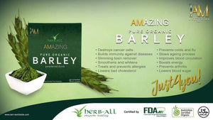 Amazing Pure Organic Barley (FREE DELIVERY) - Top-Season Essentials